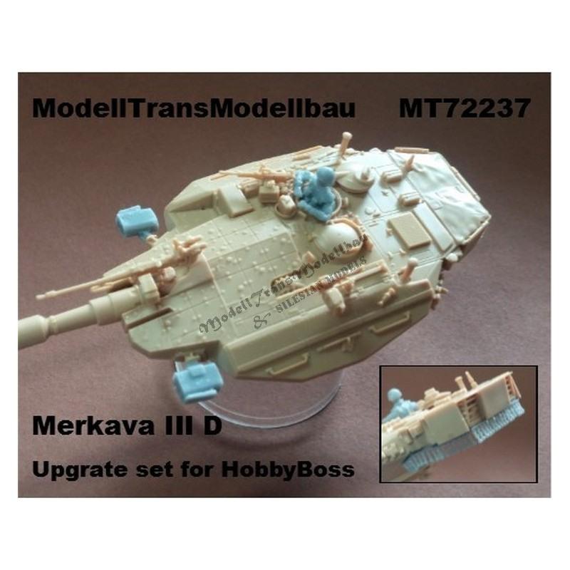 【再入荷】MT72237 メルカバIIID アップグレードセット