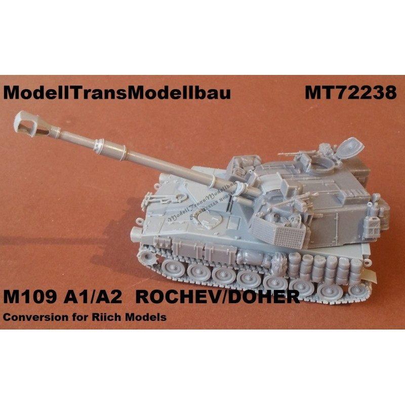 【新製品】MT72238 M109A1/A2 ロチェフ & ドーハー コンバージョンセット