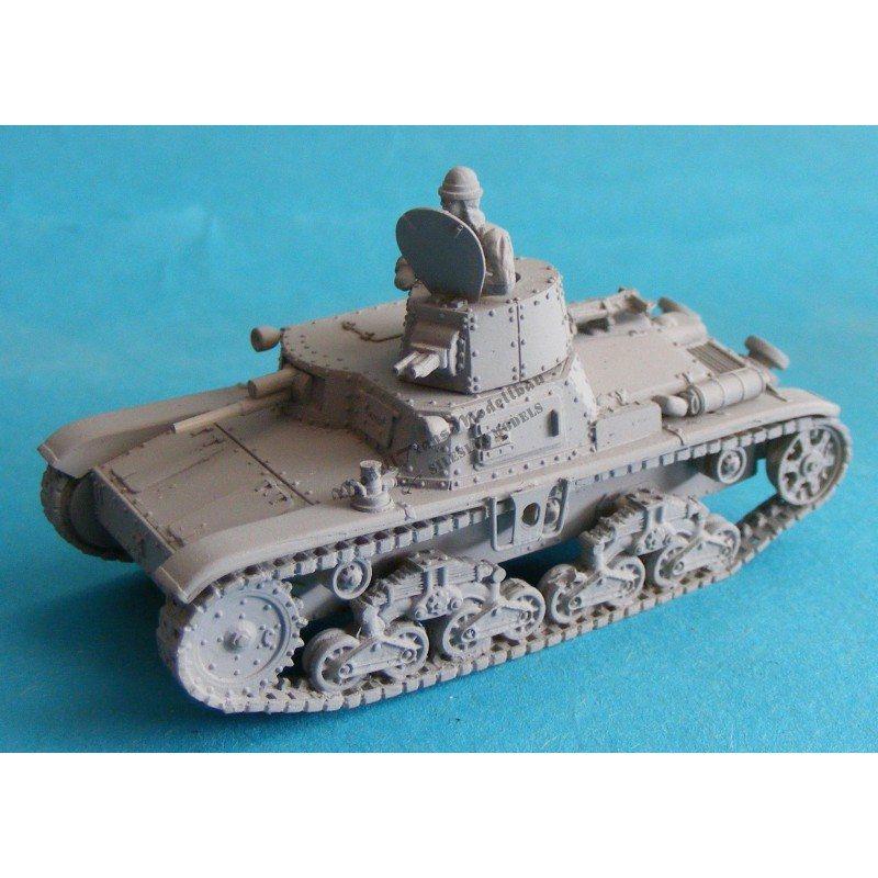 【再入荷】MT72305 イタリア M11/39 中戦車