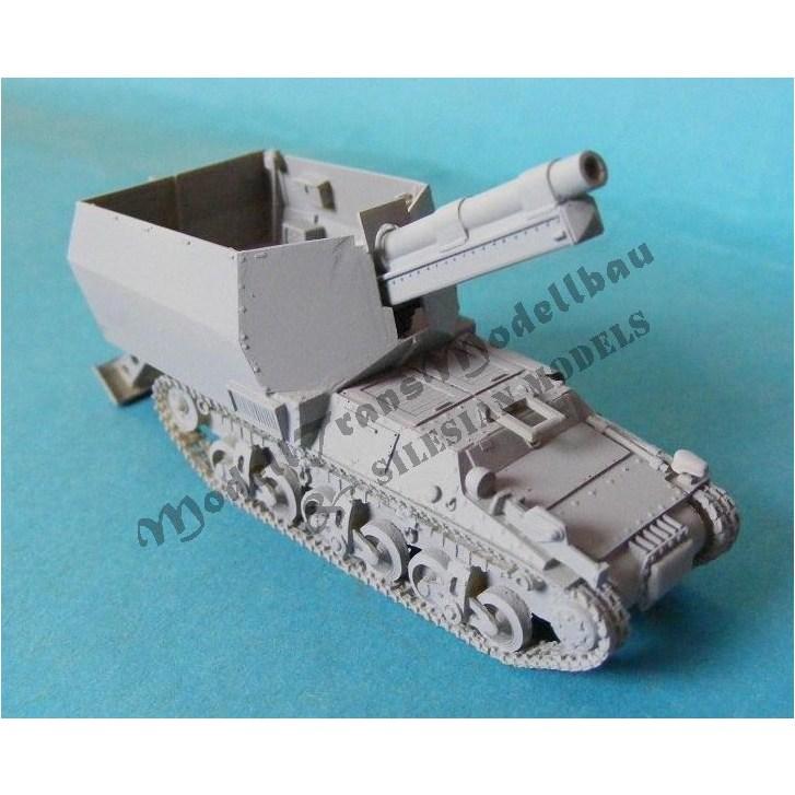 【再入荷】MT72318 ドイツ Sd.kfz.135/1 15cm sFH13/1 自走榴弾砲