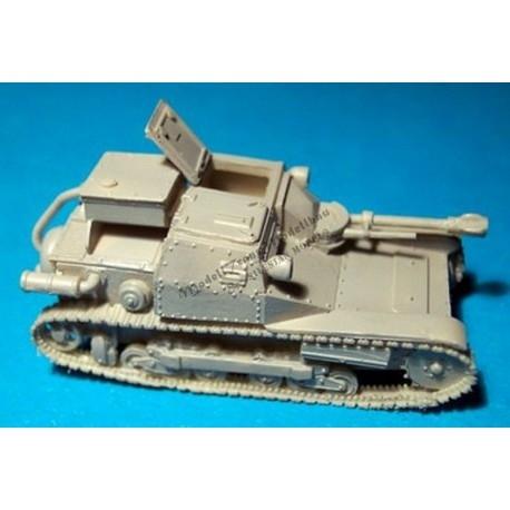 【再入荷】MT72337 イタリア CV35 火炎放射戦車