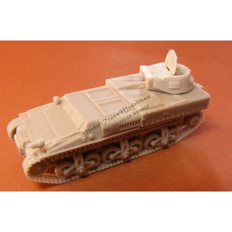 【新製品】MT72368 ドイツ ロレーヌ 37L I号戦車砲塔搭載型 フランス 1943