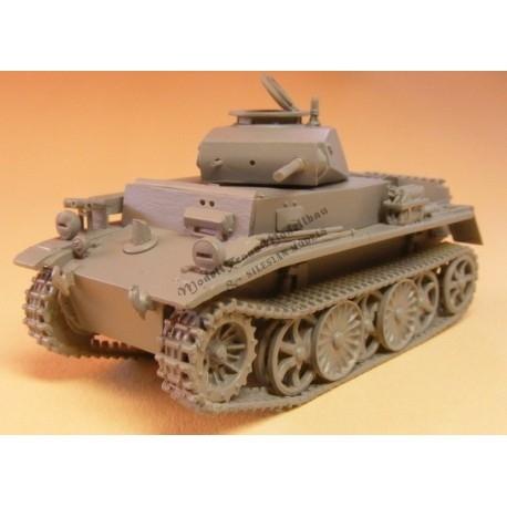 【再入荷】MT72380 ドイツ I号戦車C型 VK601