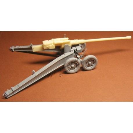 【新製品】MT72399 ドイツ 12.8 cm PaK 44 K81/1 対戦車砲コンバージョンセット