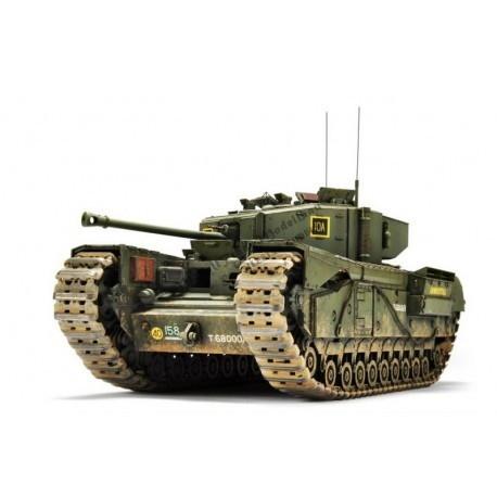 【新製品】MT72423 チャーチル Mk.III 75mm砲塔