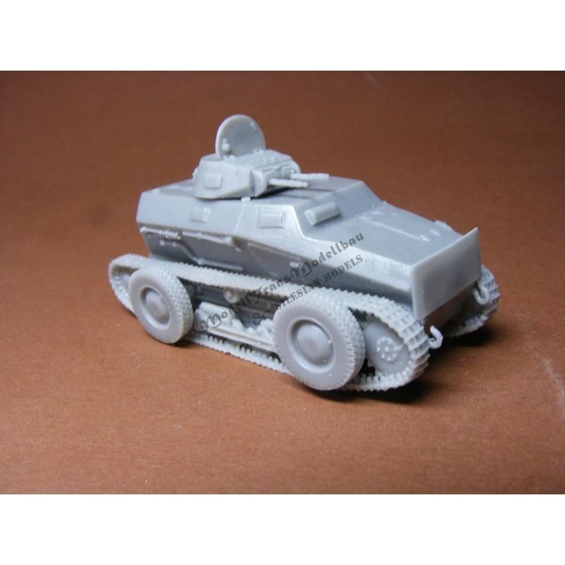 【再入荷】MT72426 ドイツ Sd.kfz.254 ザウラー RK-7