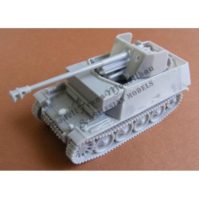 【再入荷】MT72428 ドイツ II号7.62cm対戦車自走砲 マーダーII