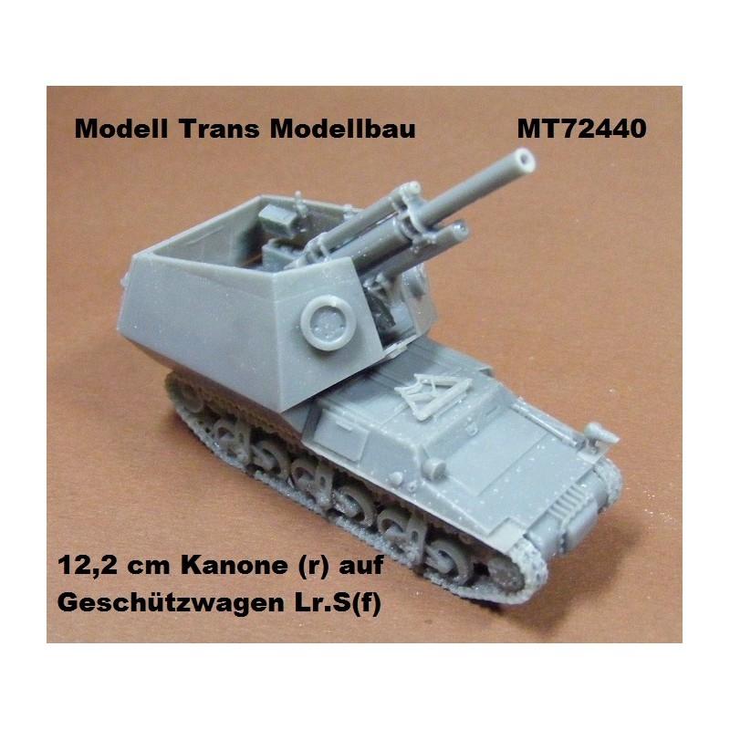 【再入荷】MT72440 ドイツ 12.2cm自走砲 Lr.Sf(f)