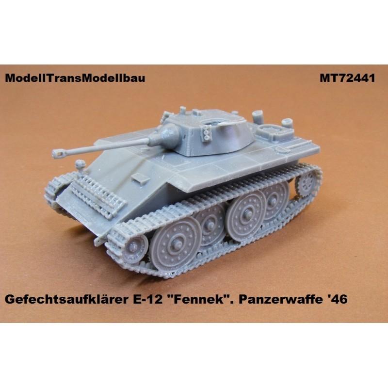 【再入荷】MT72441 ドイツ 戦闘偵察車 E-12 フェネック