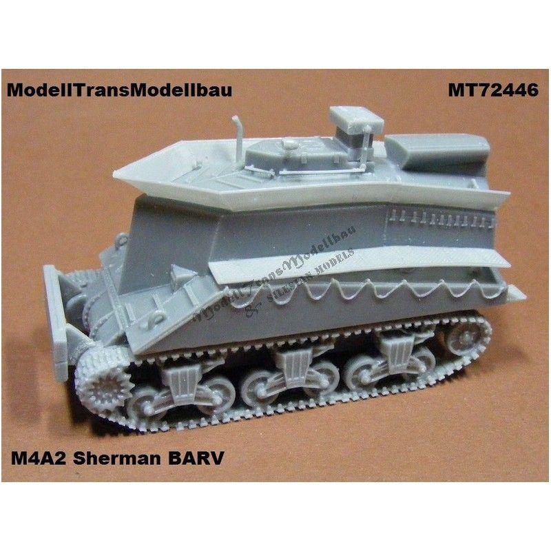 【再入荷】MT72446 M4A2 シャーマン BARV