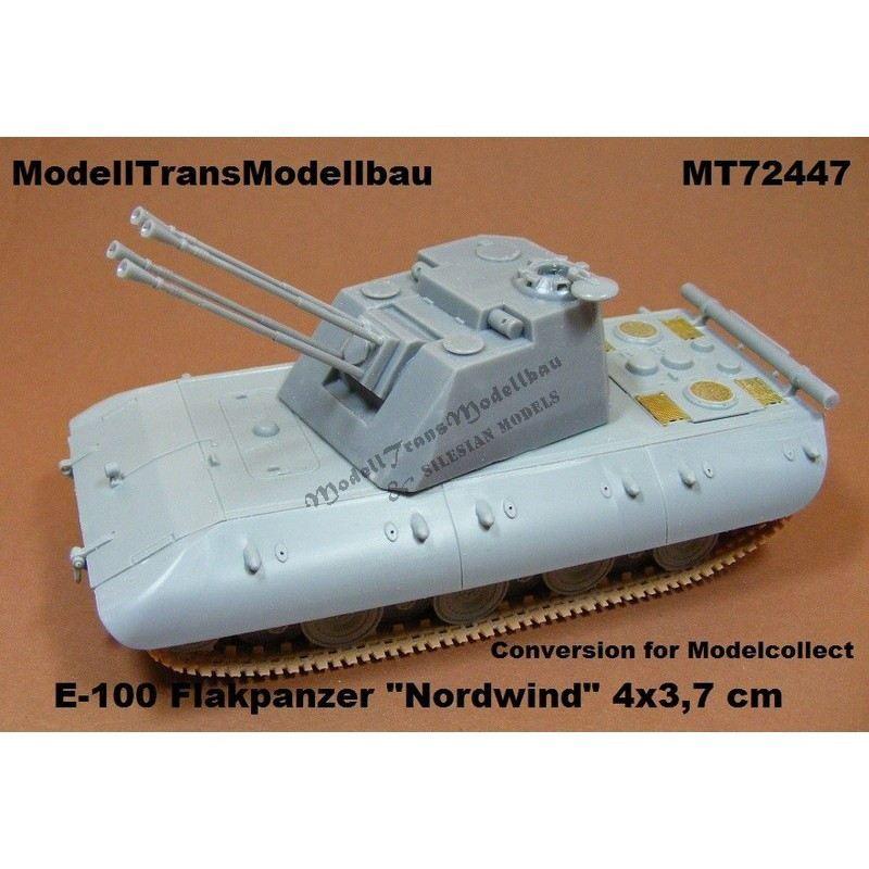【新製品】MT72447 E-100 対空戦車 ノルトヴィント コンバージョンセット