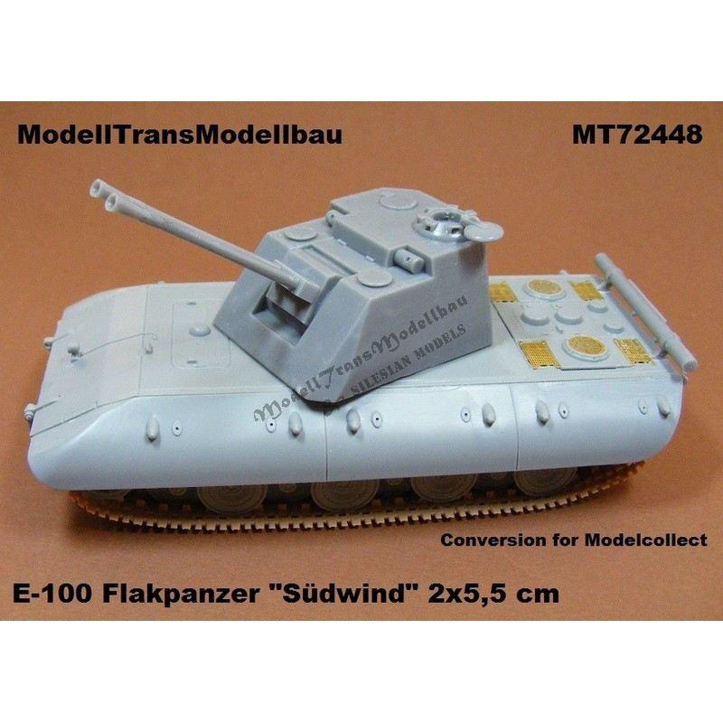 【新製品】MT72448 E-100 対空戦車 コンバージョンセット