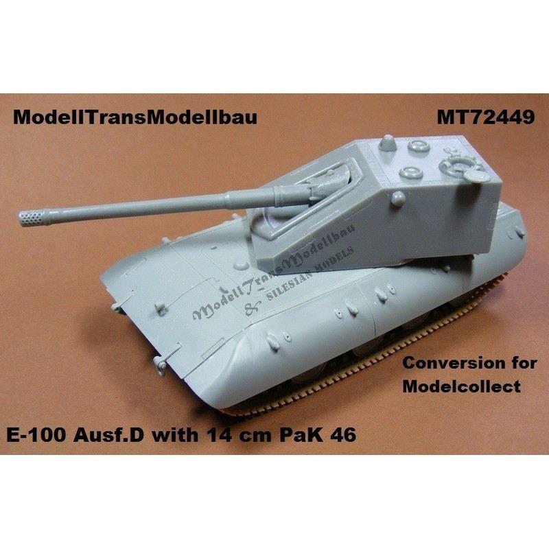 【新製品】MT72449 E-100 D型 コンバージョンセット