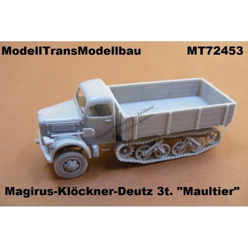 【再入荷】MT72453 ドイツ マギルス S3000 マウルティア