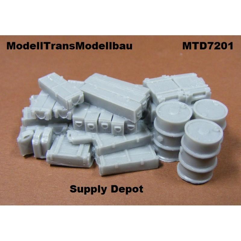 【再入荷】MTD7201 補給品セット