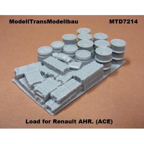 【再入荷】MTD7214 ルノー AHR 積荷
