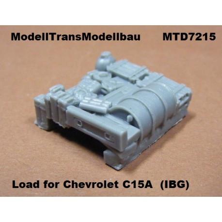 【再入荷】MTD7215 シボレー C15A 積荷