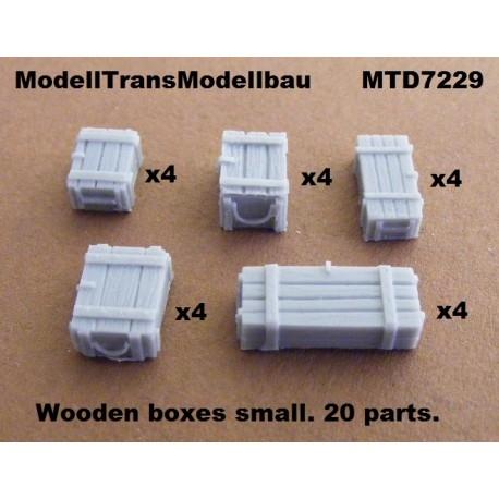 【再入荷】MTD7229 木箱