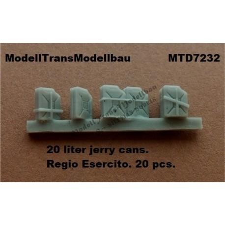 【再入荷】MTD7232 イタリア 20L ジェリカン