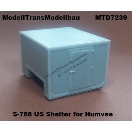 【再入荷】MTD7239 アメリカ S-788 シェルター ハンビー用