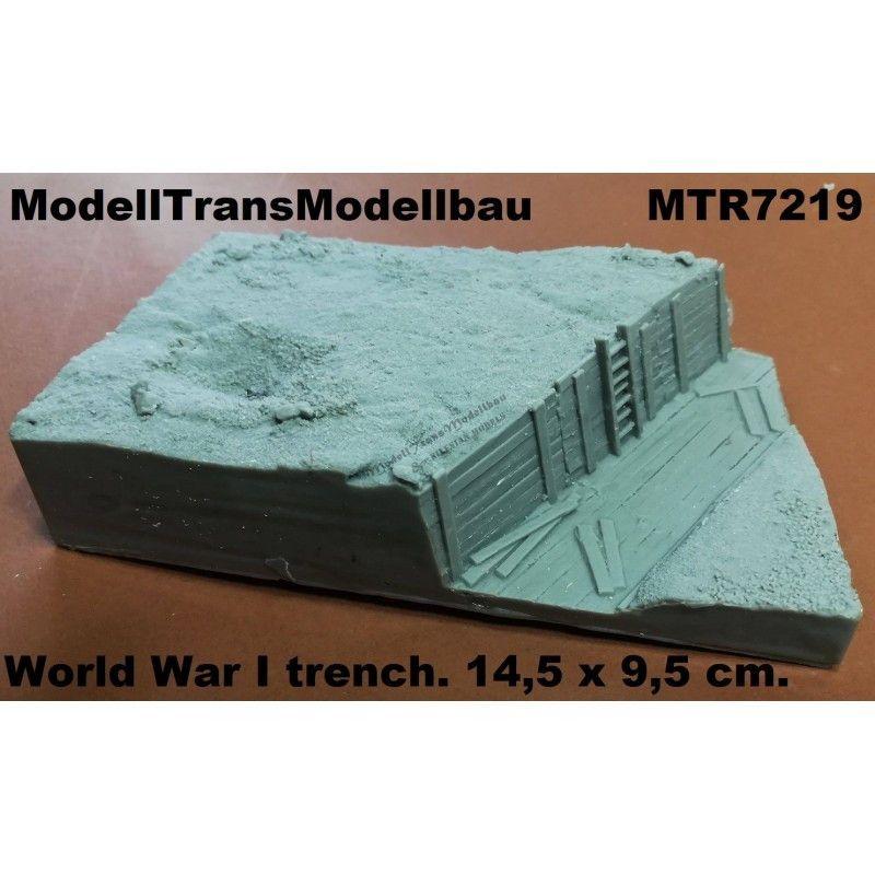 【新製品】MTR7219 WWI 塹壕