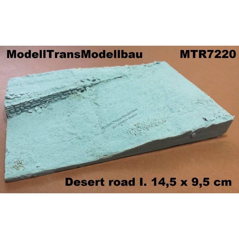 【新製品】MTR7220 砂漠の道路