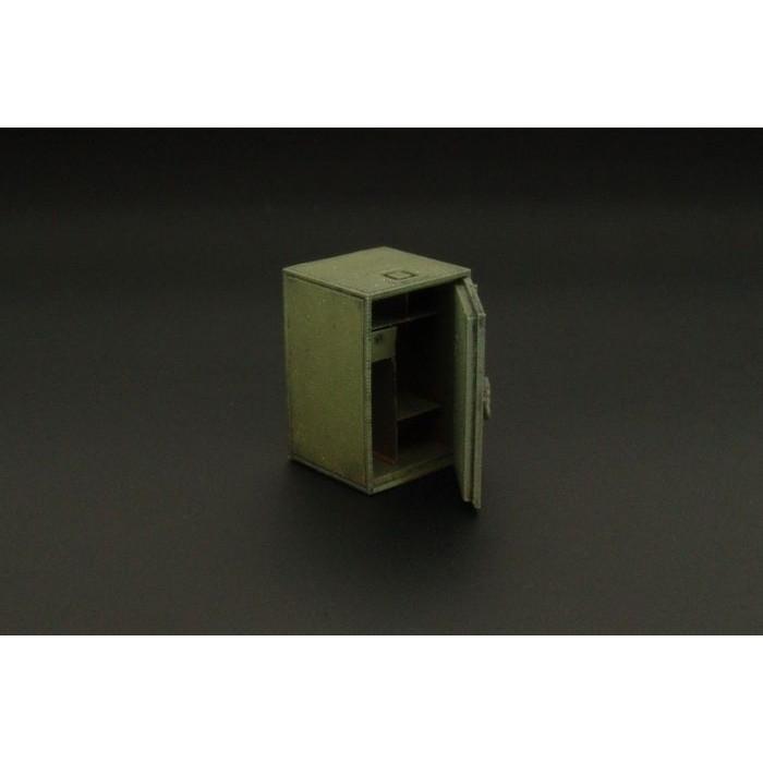 【新製品】HLU35109)アメリカ 軍用金庫