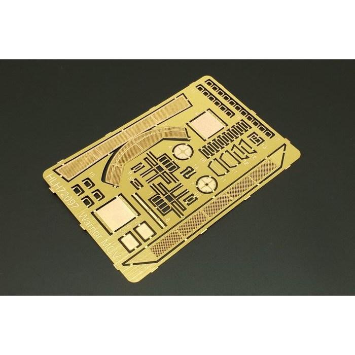【新製品】HLH72097 ウォリアー MCV エッチングパーツセット
