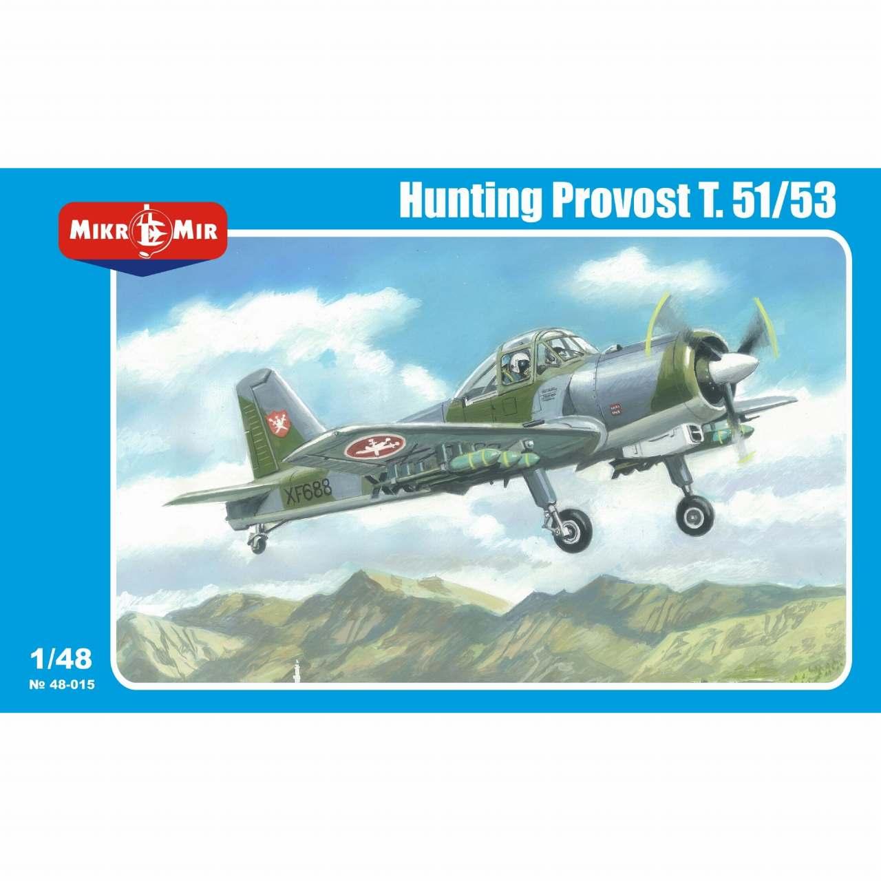 【新製品】48-015 ハンティング プロヴォスト T.51/53