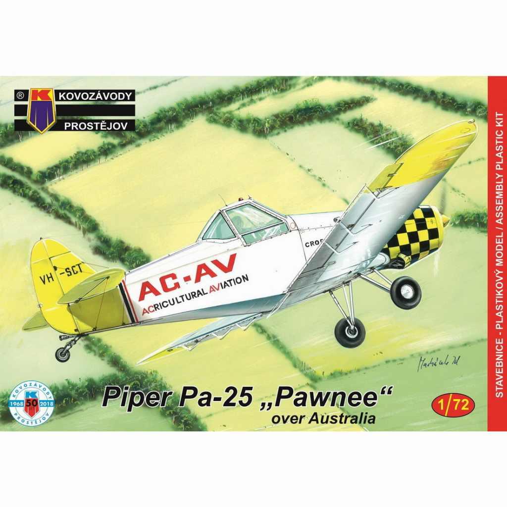 【新製品】KPM0125 パイパー Pa-25 ポーニー 農業機「オーストラリア」