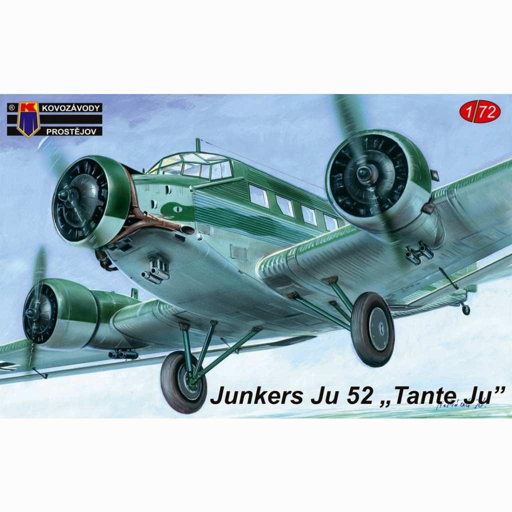 【新製品】KPM0128 ユンカース Ju52/3M タンテ・ユ