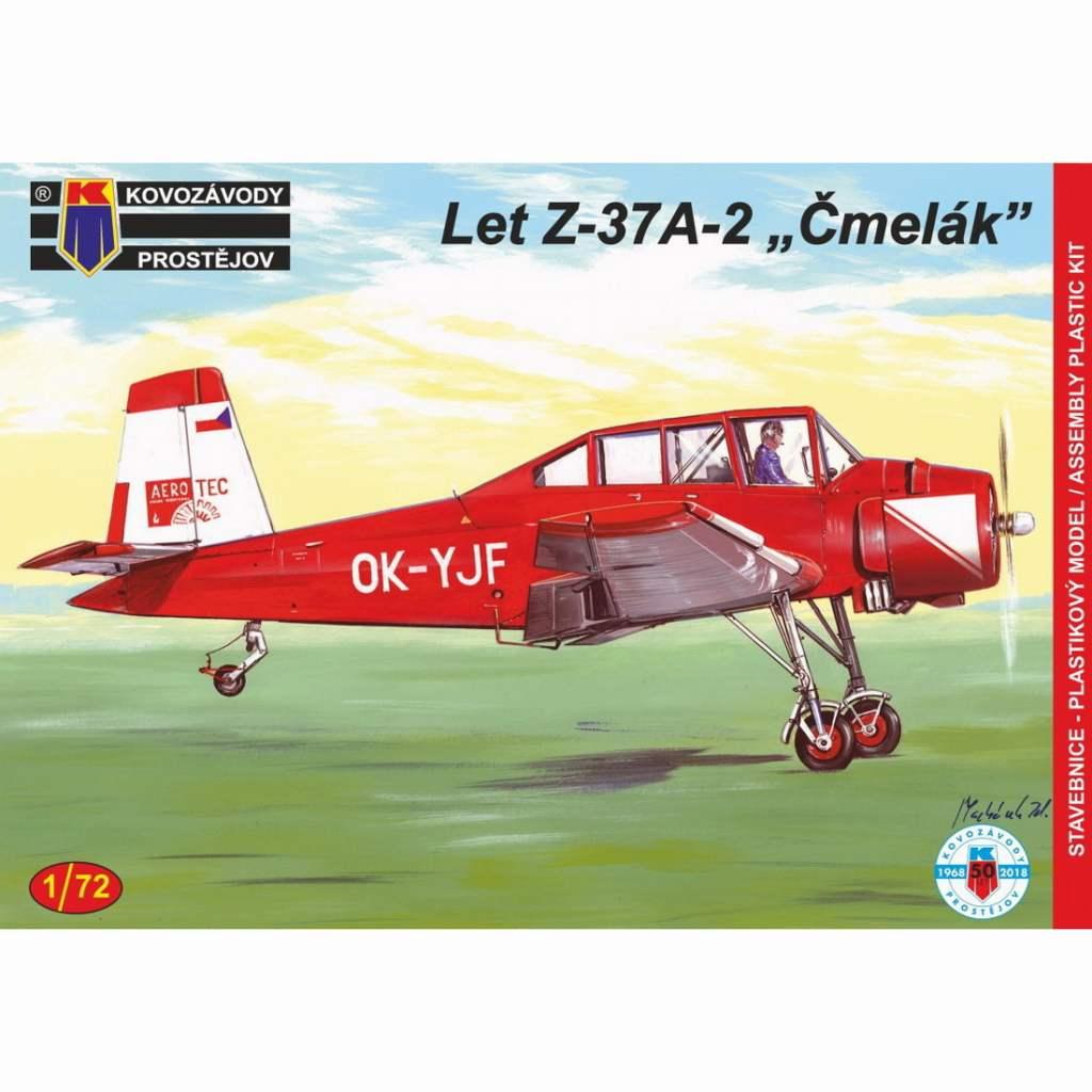【新製品】KPM0129 LET Z-37A-2