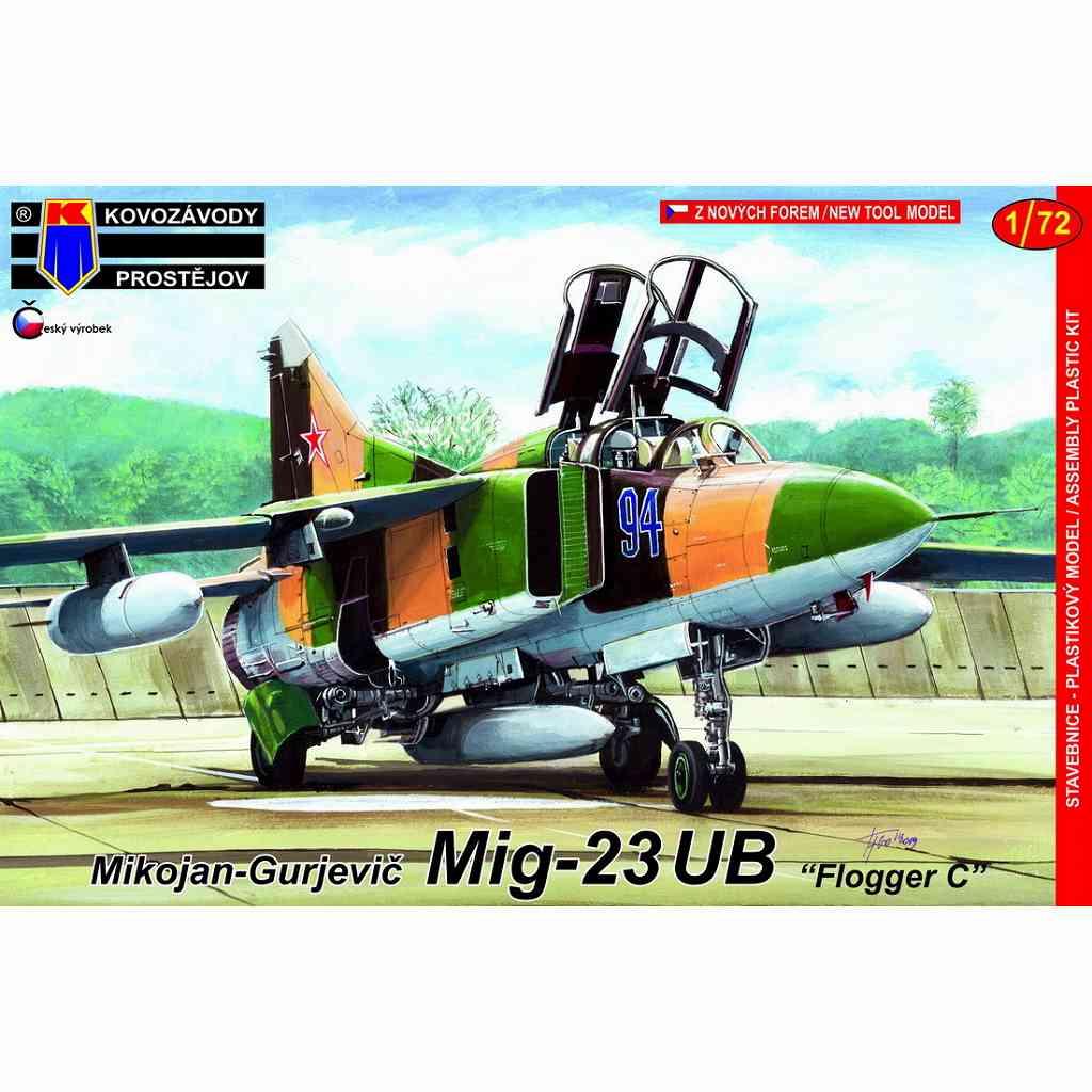 【新製品】KPM0141 MiG-23UB フロッガーC