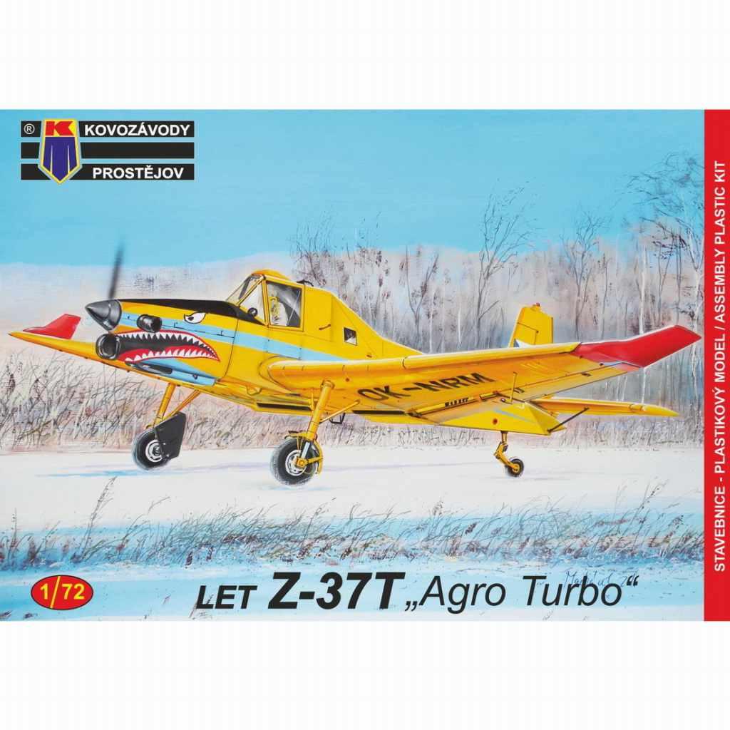 【新製品】KPM0145 LET Z-37T 「アグロターボ」 農業機