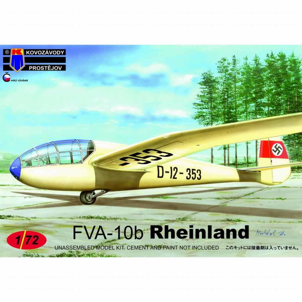 【新製品】KPM0153 FVA-10b ラインランドグライダー