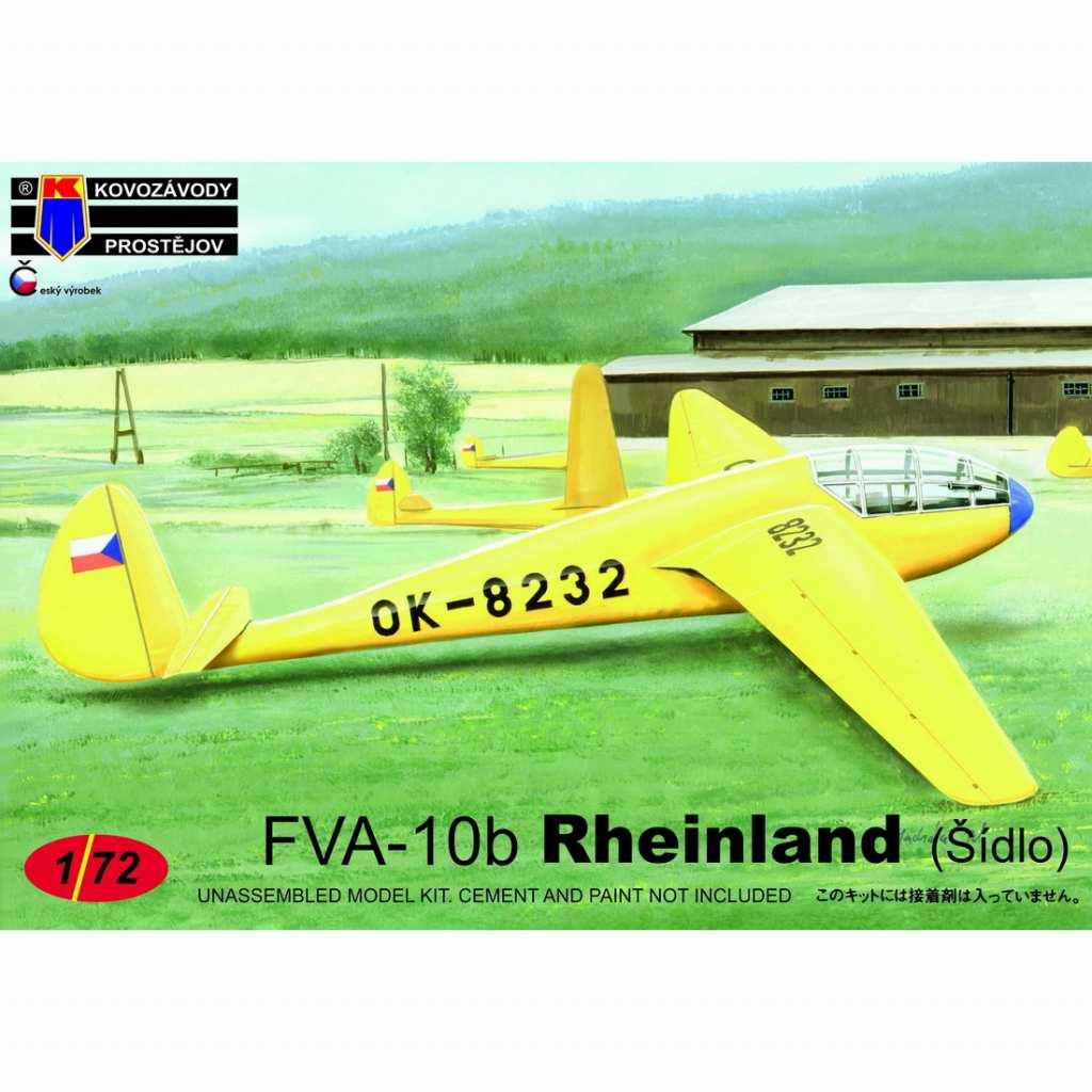 【新製品】KPM0154 FVA-10b ラインランドグライダー 「チェコ」