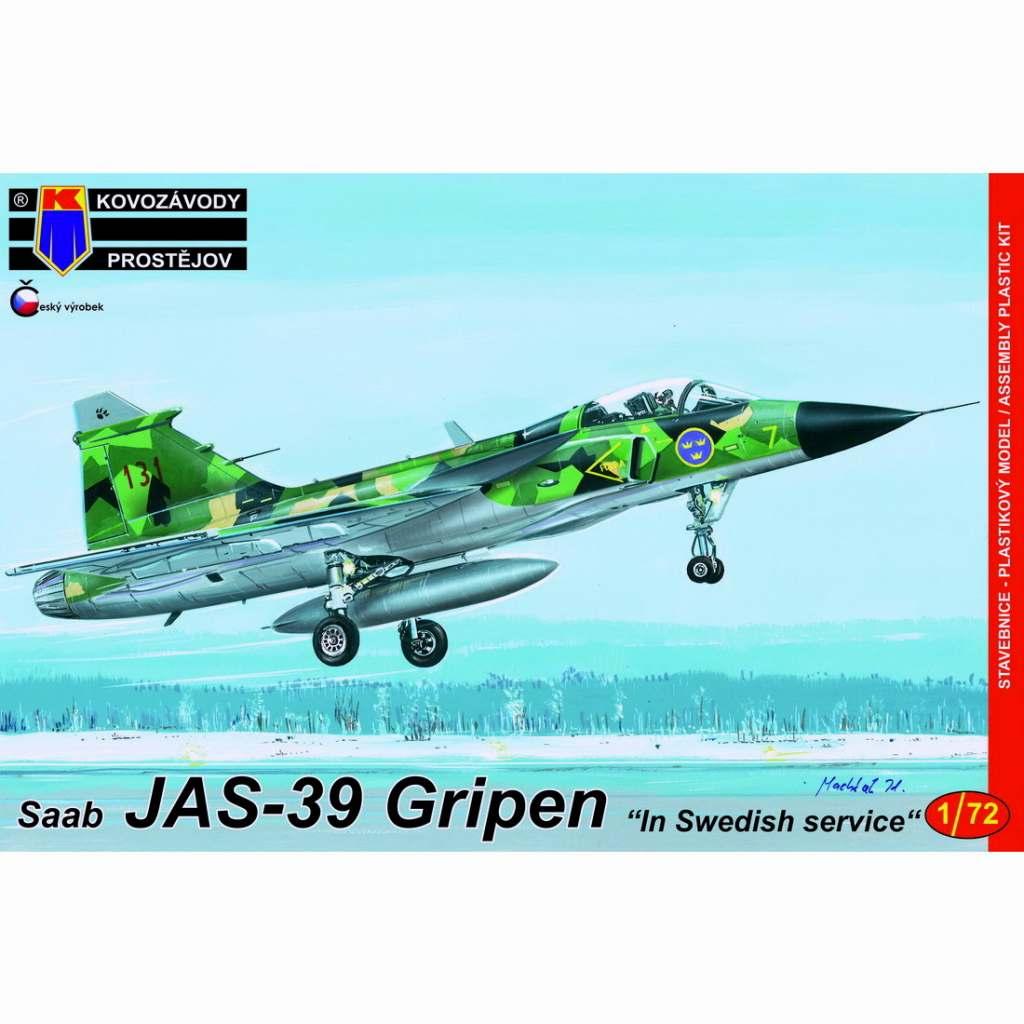 【新製品】KPM0162 JAS-39 グリペン 「スウェーデン」