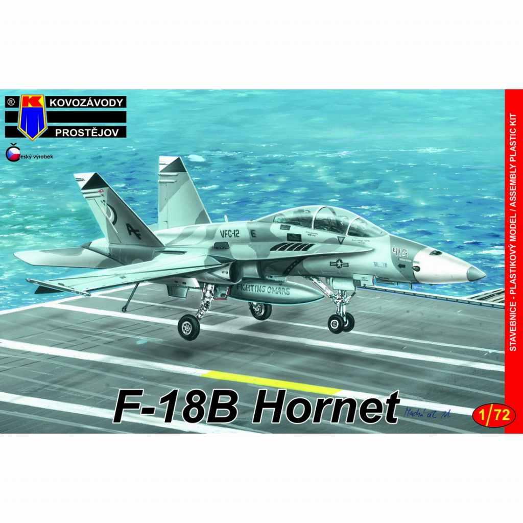 【新製品】KPM0164 マクドネル・ダグラス F-18B ホーネット