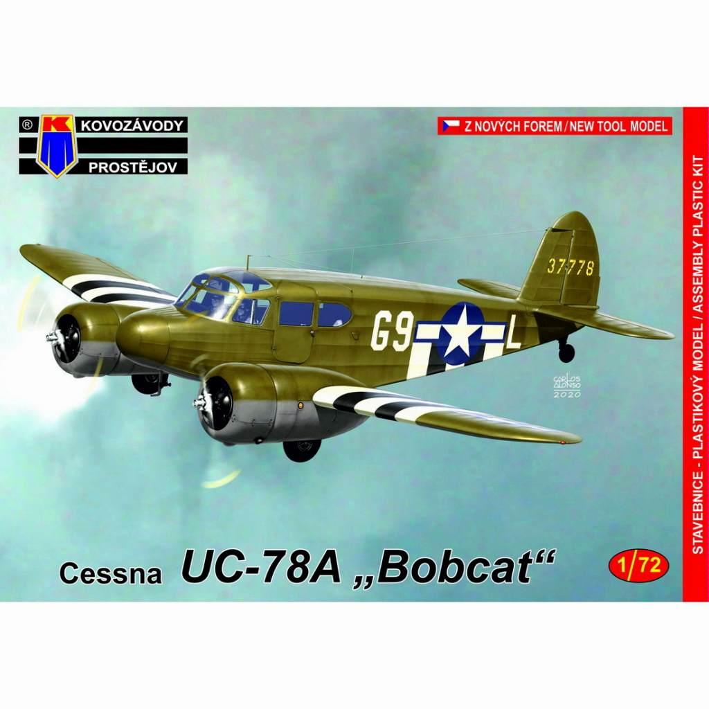 【新製品】KPM0168 セスナ UC-78A ボブキャット