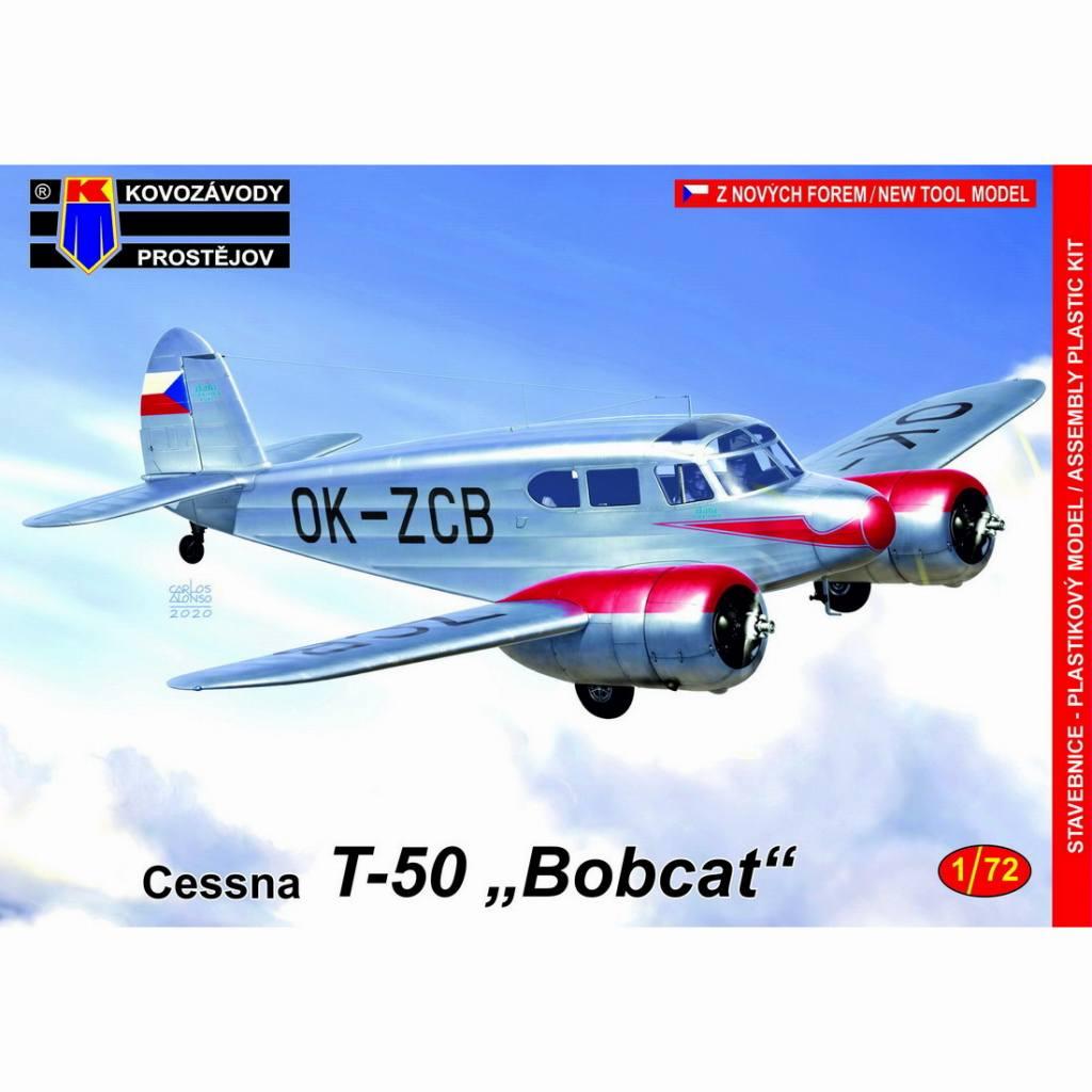 【新製品】KPM0171 セスナ T-50 ボブキャット