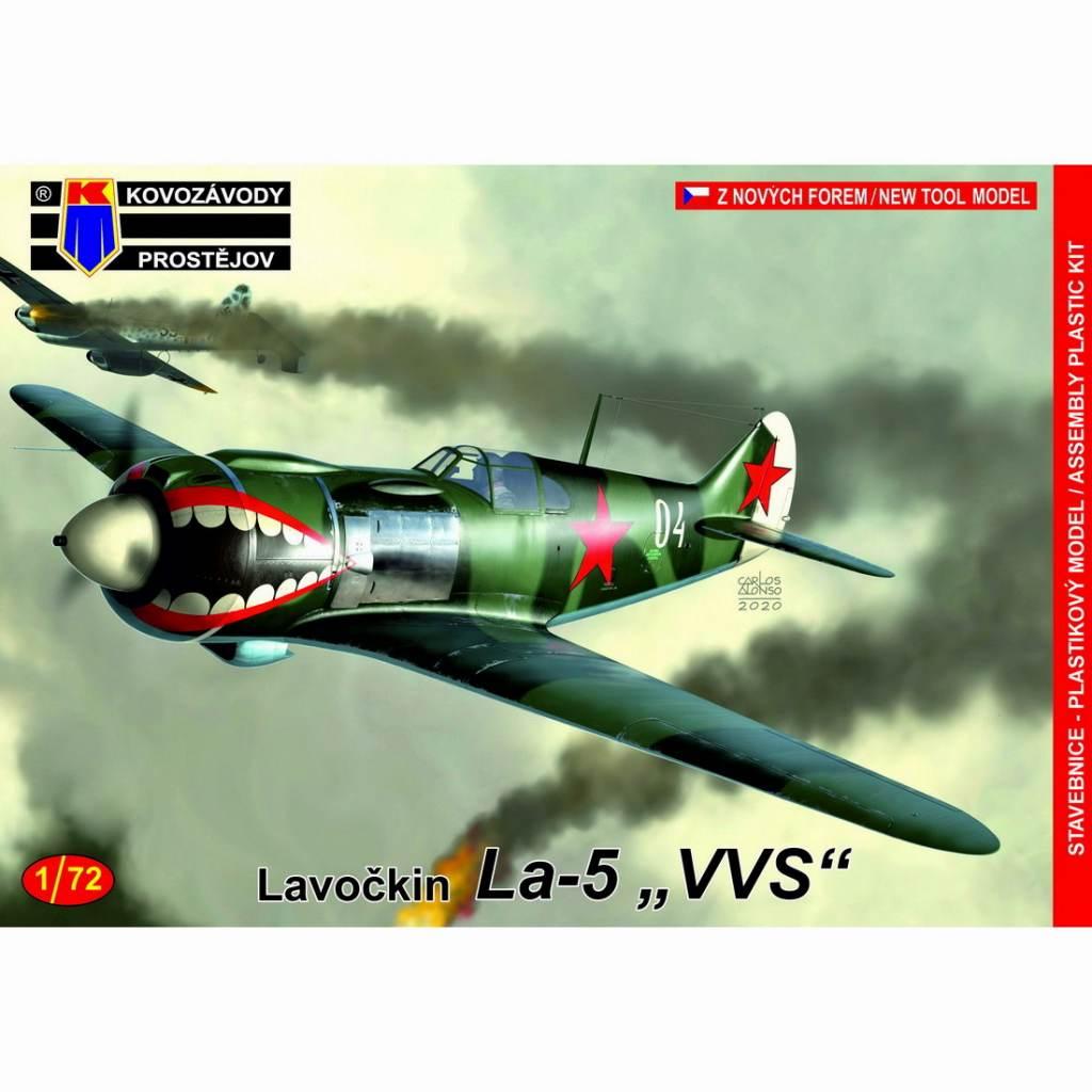 【新製品】KPM0173 ラボーチキン La-5 「ソ連空軍」