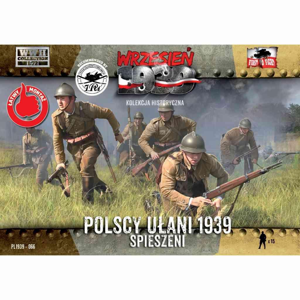 【新製品】72066 ポーランド軍 ウーラン 1939