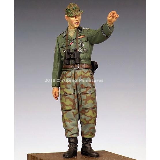 【新製品】35254 WWII 独 SS擲弾兵部隊将校 44-45