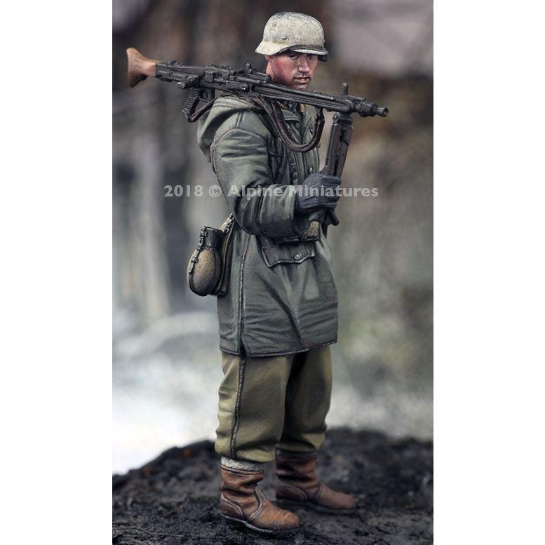 【新製品】35256 WWII 独 武装親衛隊 MG42ガンナー ハリコフ