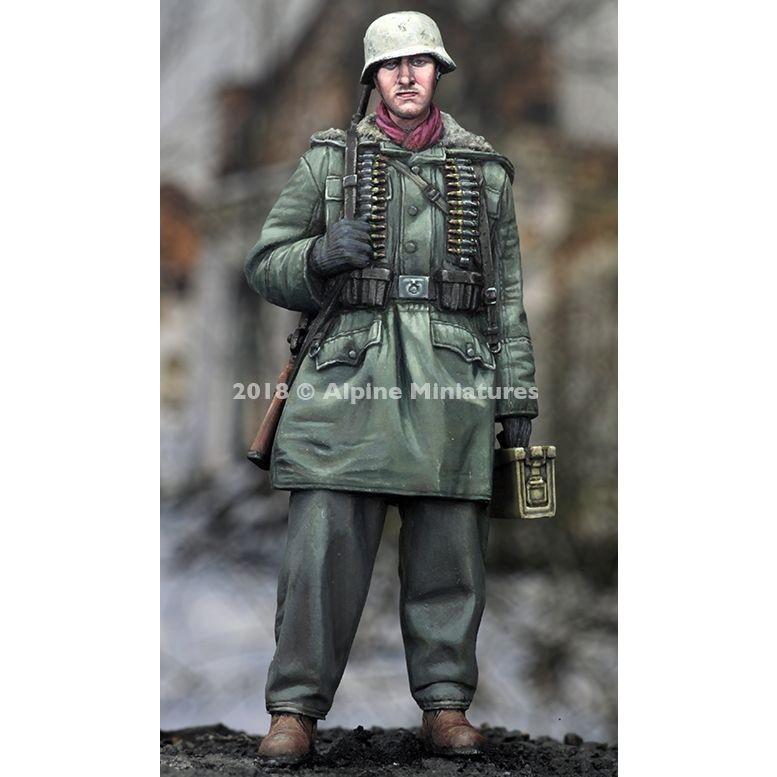 【新製品】35257 WWII 独 武装親衛隊弾 薬箱を持つ兵士 ハリコフ