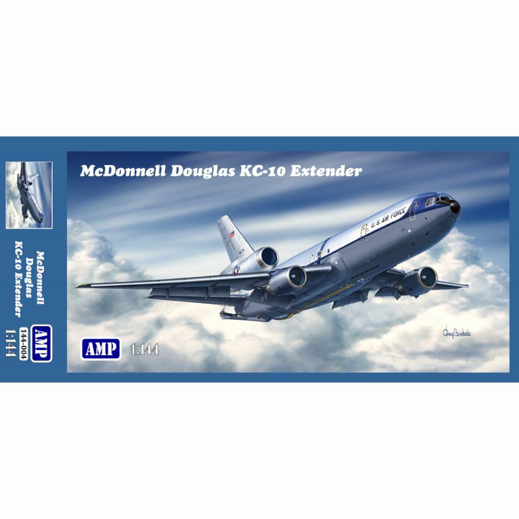 【新製品】AMP144-004 マクドネル・ダグラス KC-10 エクステンダー