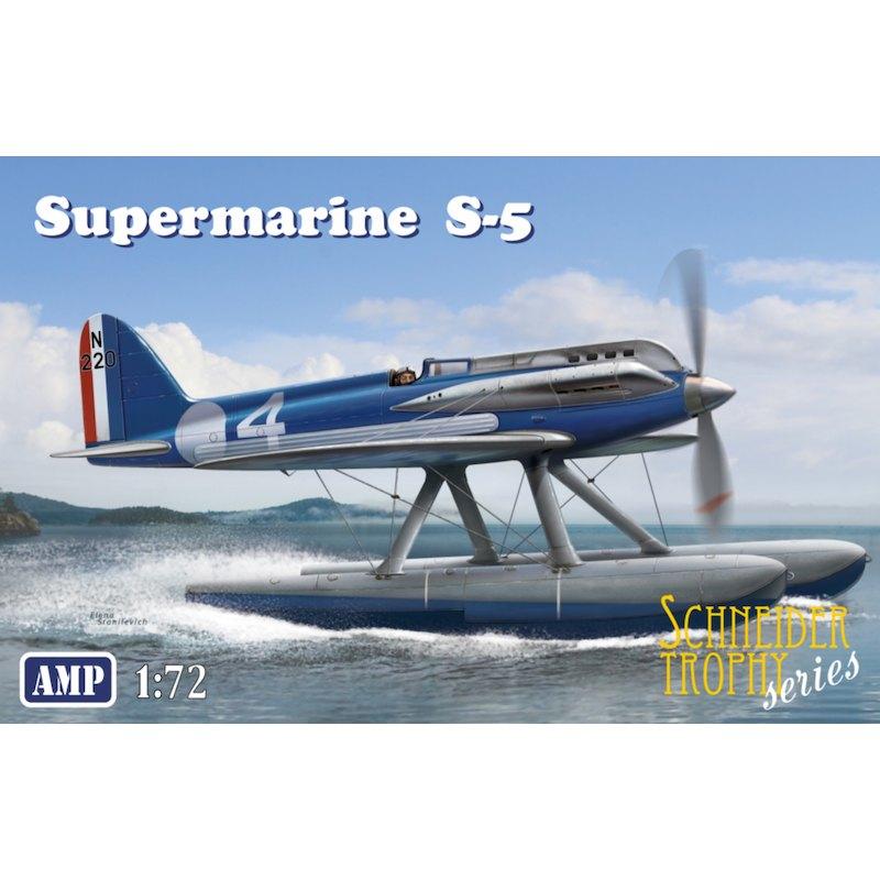 【新製品】AMP72009 スーパーマリン S.5