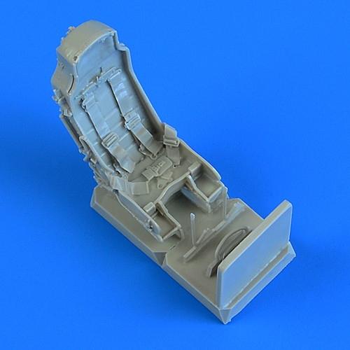 【新製品】48898 サーブ J-29 テュナン イジェクションシート シートベルト付