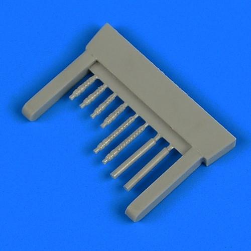 【新製品】72601 ドルニエ Do17Z-10 排気管