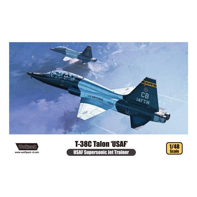 【新製品】WP10007 T-38C タロン アメリカ空軍 練習機